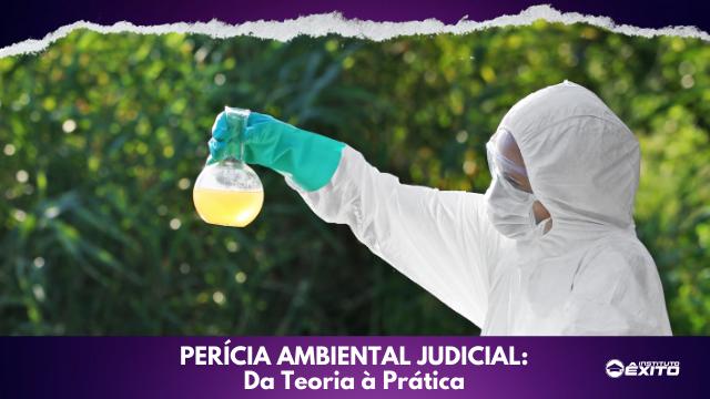 Perícia Ambiental Judicial: Da Teoria à Prática